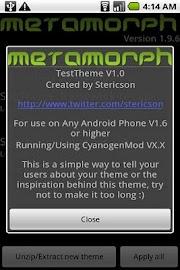 MetaMorph Screenshot 2