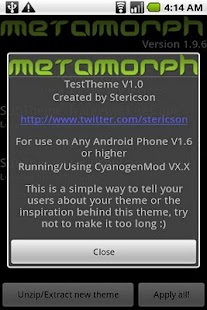 MetaMorph - screenshot thumbnail
