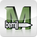 Bemil's Military World logo