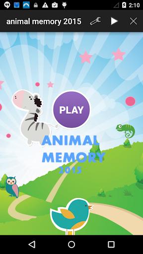 animal memory 2015