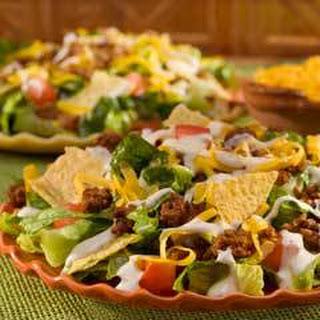 Ranch Taco Salad.