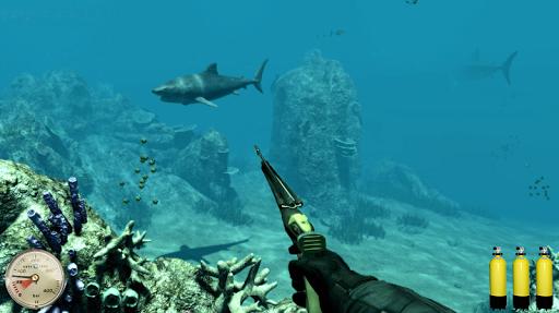 貪婪的血:野蠻鯊魚
