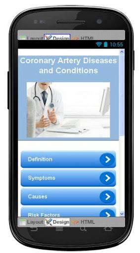Coronary Artery Information