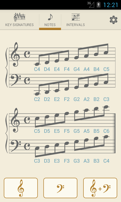 Music Tutor Sight Read Lite - Apps on Google Play