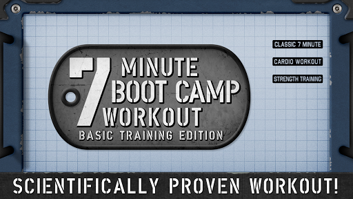 7 Minute Workout Bootcamp FREE