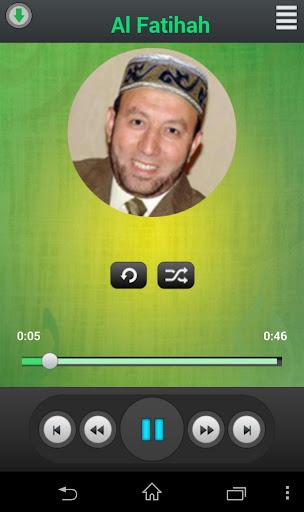 Holy Quran Mohammad Jebril