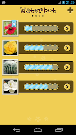 Waterbot: Plants watering Screenshot 1