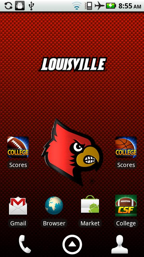 Louisville Live Wallpaper HD - screenshot