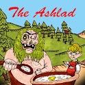 Ashlad – a children's book logo