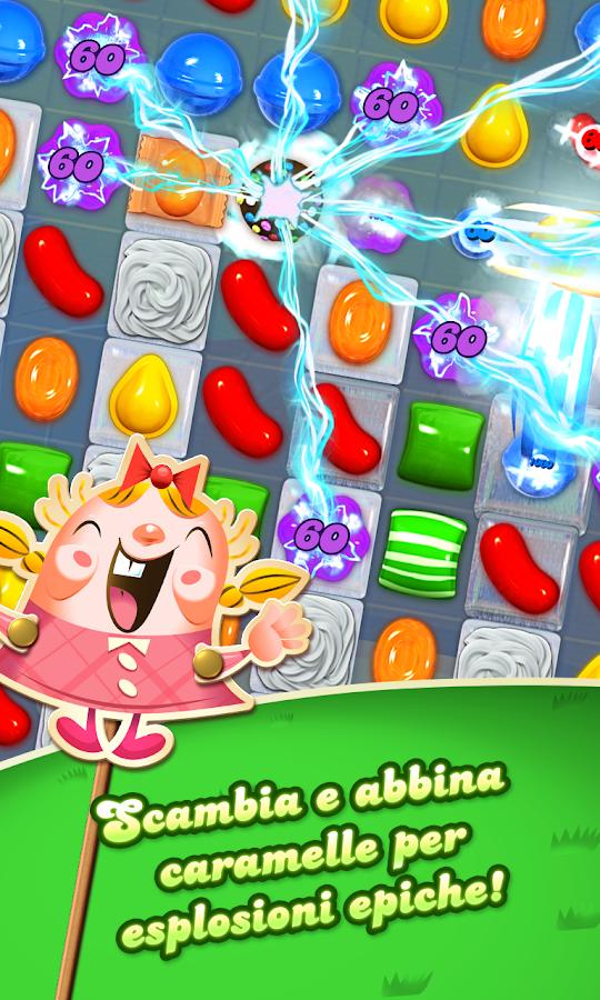 Candy Crush Saga - screenshot