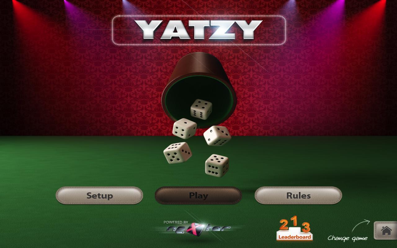 Yatzy HD + Generala + 10000- screenshot