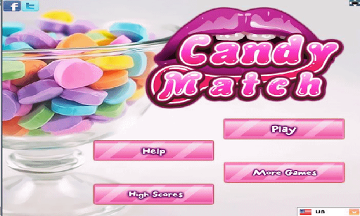 Sweety Candy Match