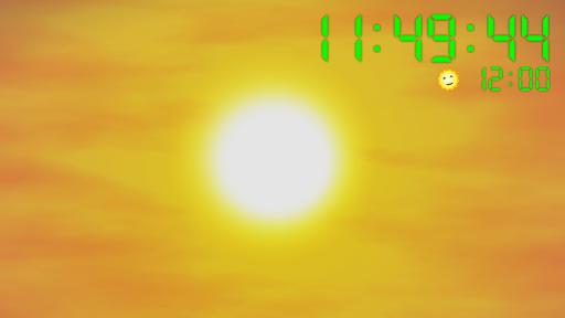 Wake up with the sunrise Ads