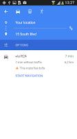 Screenshot of Yellow Pages SA - Maps, GPS...