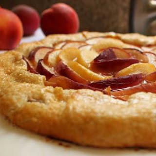 Peach Crostata