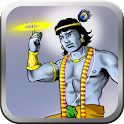 Shri Krishna LiveWallpaper HD icon