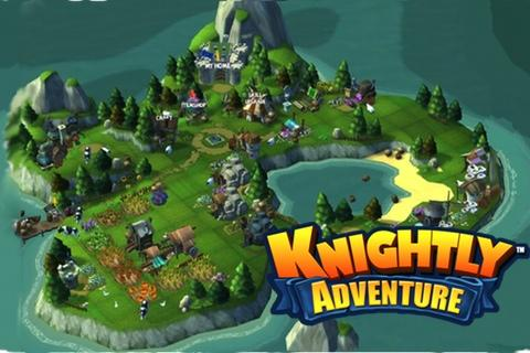 Knightly Adventure - screenshot