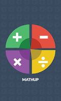 Screenshot of MathUp