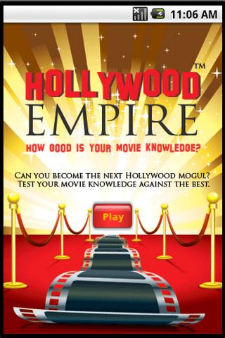 HollyWood Empire - screenshot