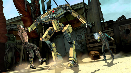 Tales from the Borderlands для планшетов на Android