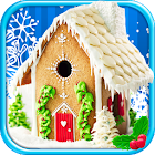 Gingerbread House: Make & Bake icon