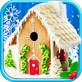 Gingerbread House: Make & Bake