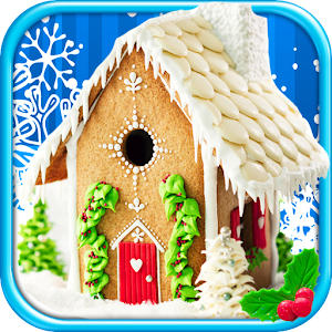 Gingerbread House: Make & Bake 休閒 App Store-癮科技App