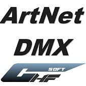 Artnet DMX Controller (FULL)