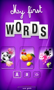 First Kids Words Screenshot 4