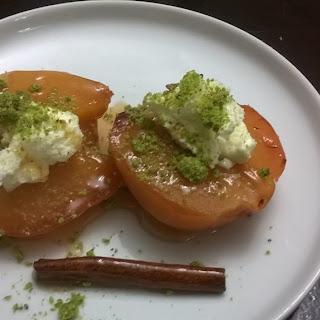 Ayva Tatlisi – Quince Dessert
