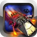 Galactic Space WAR Strategy 3D icon