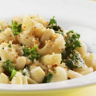 Orecchiette with Broccoli Rabe & Chickpeas