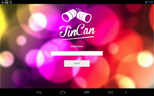 TinCan - screenshot thumbnail