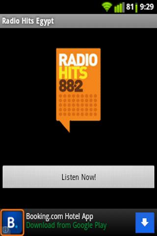 Radio Hits 88.2 - screenshot
