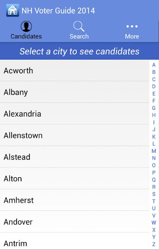 NH Voter Guide