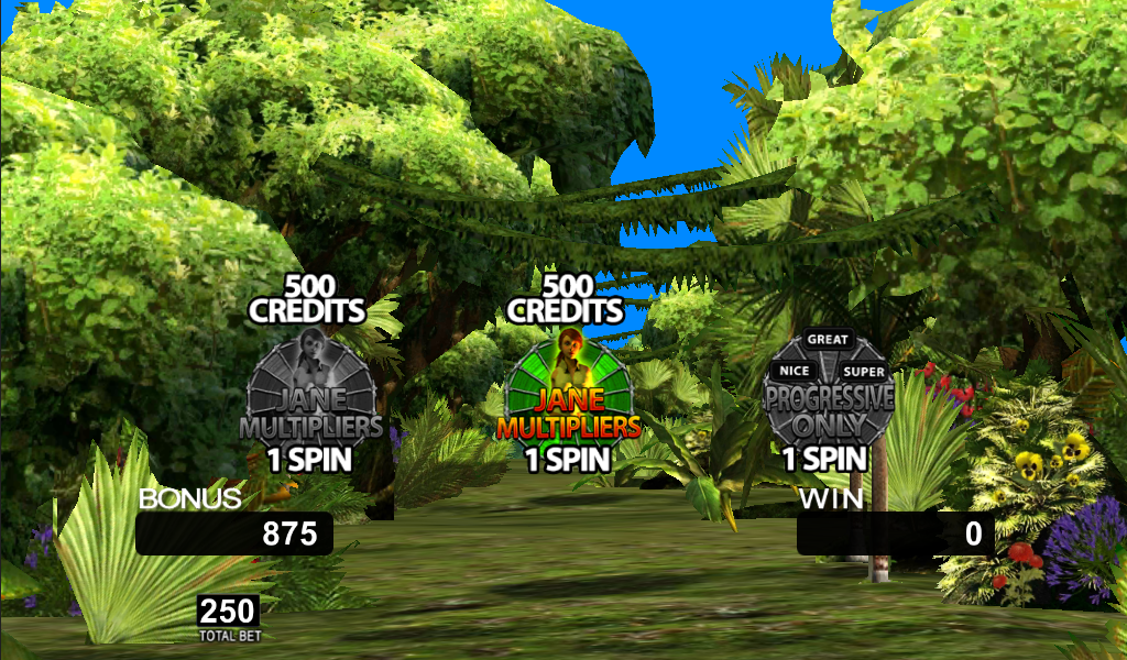 Jungle Lord Tanzania Slot Game- screenshot
