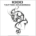 1000 TATTOO DRAWINGS icon