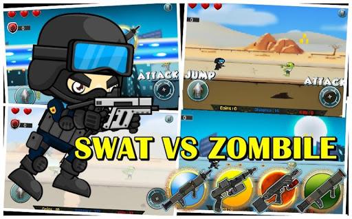 Swat vs Zombie Grand Theft 2