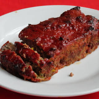 Meatloaf on the Grill.