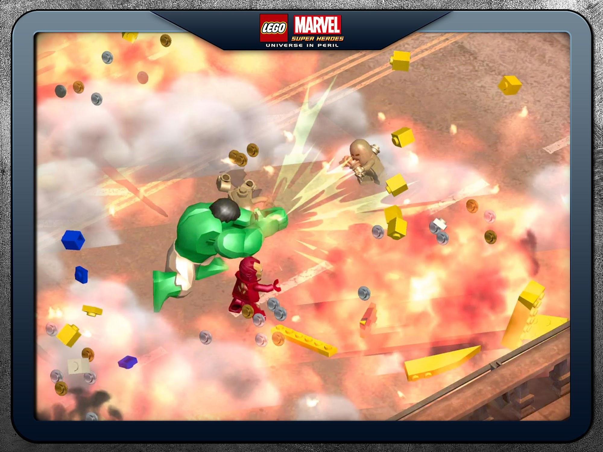 LEGO ® Marvel Super Heroes screenshot #10