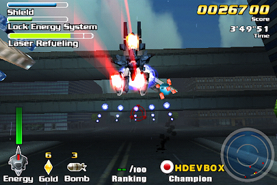 ExZeus Arcade Screenshot 16