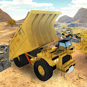 dump truck driving simulator