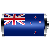 New Zealand - Battery Widget