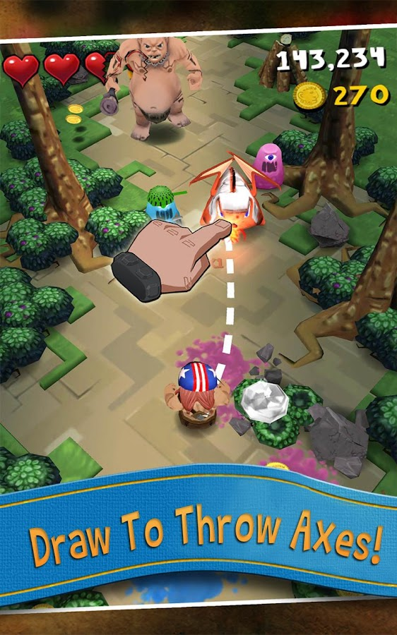 Max Axe - Epic Adventure! - screenshot