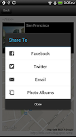 Screenshot of My Location Notes :Place+ Free