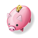 My Piggy Bank Lite logo