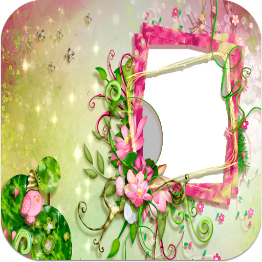 Dream Flower Photo Frames LOGO-APP點子