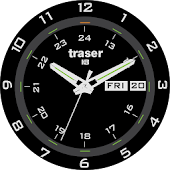 traser® H3 – Swiss made watch