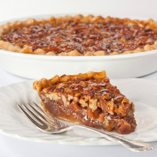 Perfect Pecan Pie.