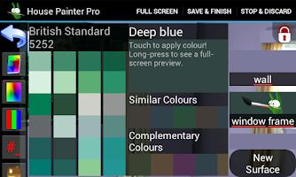 Screenshot of House Painter Pro